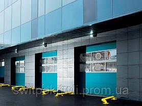 Промислові ворота Алютех ProTrend, фото 3