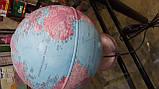 """Итальянский глобус  Орион """"Pink"""" Tecnodidattica с подсветкой 25 см, рус.яз, фото 3"""