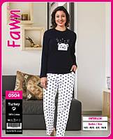 Оптом пижама женская, FAWN (Турция) kod:0504