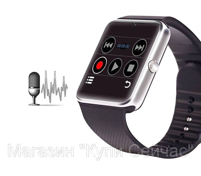 Bluetooth smart watch часы телефон
