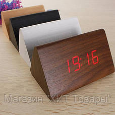 Часы электронные  зеленые цифры. VST 862-4 Green clock 15 x 7 x 4, фото 2