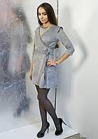 Платье с имитацией запаха Lavanda