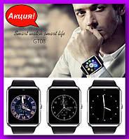 Умные часы GT08 smart watch,Умные часы smart watch,Часы Bluetooth,Смарт часы телефон!Акция