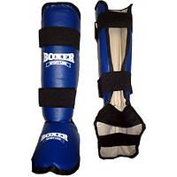 Защита голени и стопы из кожвинила Boxer XL (bx-0050)