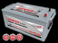 Стартерный аккумулятор FAAM серии Genius Pro Heavy Technology S3 6СТ-210
