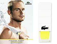 Lacoste Challenge Re/Fresh men («Лакост Челенж Рефреш мен»)