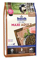 Bosch Adult Maxi / Бош Максі Едалт  для взрослых собак крупных пород / 15кг