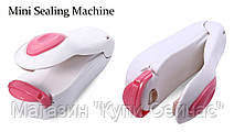 Ручной мини запайщик пакетов Korea type mini sealing!Акция, фото 2