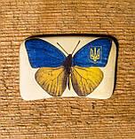 """Магнітик-бруківка """"Метелик"""", фото 2"""