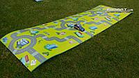 Детский развивающий игровой коврик OSPORT Автодорога (FI-0053)