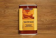 Масляное водостойкое покрытие с экстрактом тика, Teak Oil Sealer, 1 litre, Borma Wachs