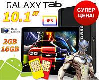Игровой Планшет Samsung Galaxy Tab KT107 10.1 2/16GB ROM 3G (Облегченный), фото 1