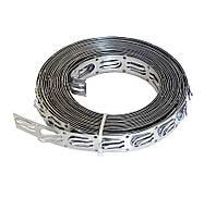 Крепления для монтажа нагревательного кабеля в системах снеготаяния крыш, ступеней, дорог(сталь оцинкованая).