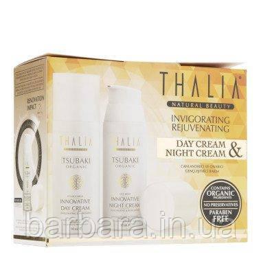 Набор кремов для лица 40+ Thalia Tsubaki Organic Innovativ