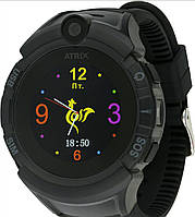 Часы ATRIX Smart watch iQ700 Cam Touch GPS Black