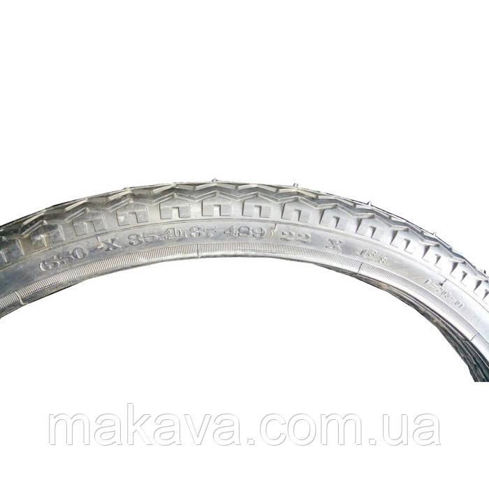 Покрышка на коляску M-203 22*1-3/8  (489-37) Mareli