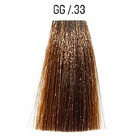 GG.33 (глубокий золотистый) Стойкая крем-краска для брюнеток Matrix Socolor beauty High Impact Brunette,90ml