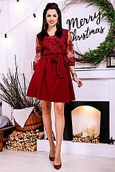 Коктейльное платье 3646