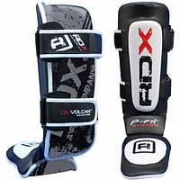 Накладки на ноги, защита голени RDX Leather