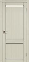 "Двери межкомнатные Корфад ""CL-03 ПО сатин"" со штапиком."