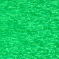 Креп-бумага 50X200 см Зеленая N23 Польша 30-40 грамм