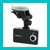 Видеорегистратор автомобильный DVR K6000