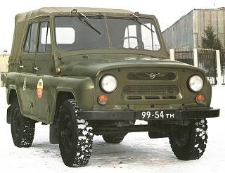 Проводка УАЗ 469 (ГОСТ)