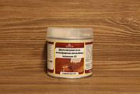 Шпатлевка  двухкомпонентная полиэфирная для древесины, темный орех, Holzmasse K2, 125 ml., Borma Wachs