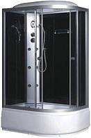 Гидробокс Sansa TMS-886/40L 120х80х215 левый, тонированное стекло, глубокий поддон