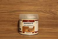 Шпатлевка  двухкомпонентная полиэфирная для древесины, прозрачная, Holzmasse K2, 125 ml., Borma Wachs
