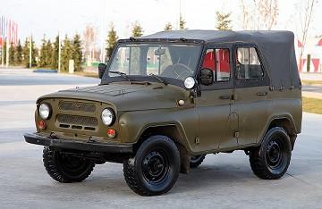 Проводка для УАЗ 469 (ГОСТ)