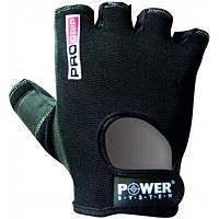 Перчатки для фитнеса Power System PRO GRIP PS 2250 XL, черный