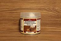 Шпатлевка  двухкомпонентная полиэфирная для древесины, белая, Holzmasse K2, 125 ml., Borma Wachs