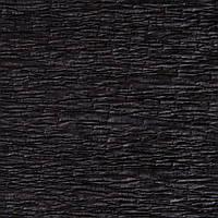 Креп-бумага (гофрированная бумага) Черная 50X200 см N30 Польша 30-40 грамм