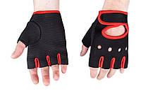 Перчатки для фитнеса Hop-Sport неопреновые