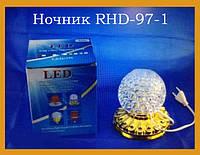 Ночник RHD-97-1,оригинальный проектор ночник.!Опт