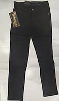Детские джинсы Grossness для мальчика подростка 146-164 рост на флисе-байке качество