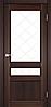 """Двери межкомнатные Корфад """"CL-05 ПО сатин"""" со штапиком., фото 4"""