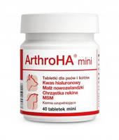 "ARTHROHA MINI ""DOLFOS"" АРТРОХА МИНИ витаминная добавка для суставов кошек и мелких собак, 40 таблеток"