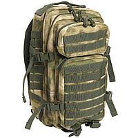 Штурмовой рюкзак 20л MilTec Assault A-Tacs FG 14002059