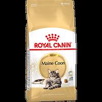 Роял Канин Мейнкун эдалт Royal Canin Mainecoon adult сухой корм для кошек порода Мейн кун 400 г