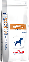 Корм для собак Royal Canin Gastro- intestinal low fat (Роял Канин Гастро-интестинал лоу фэт) 12 кг