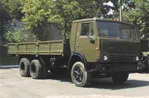 Проводка КАМАЗ 53212 (ГОСТ)