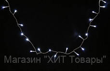 Xmas  LED 100 W-1 Белая   (ПРОДАЕТСЯ ТОЛЬКО ЯЩИКОМ!!!!Акция, фото 2