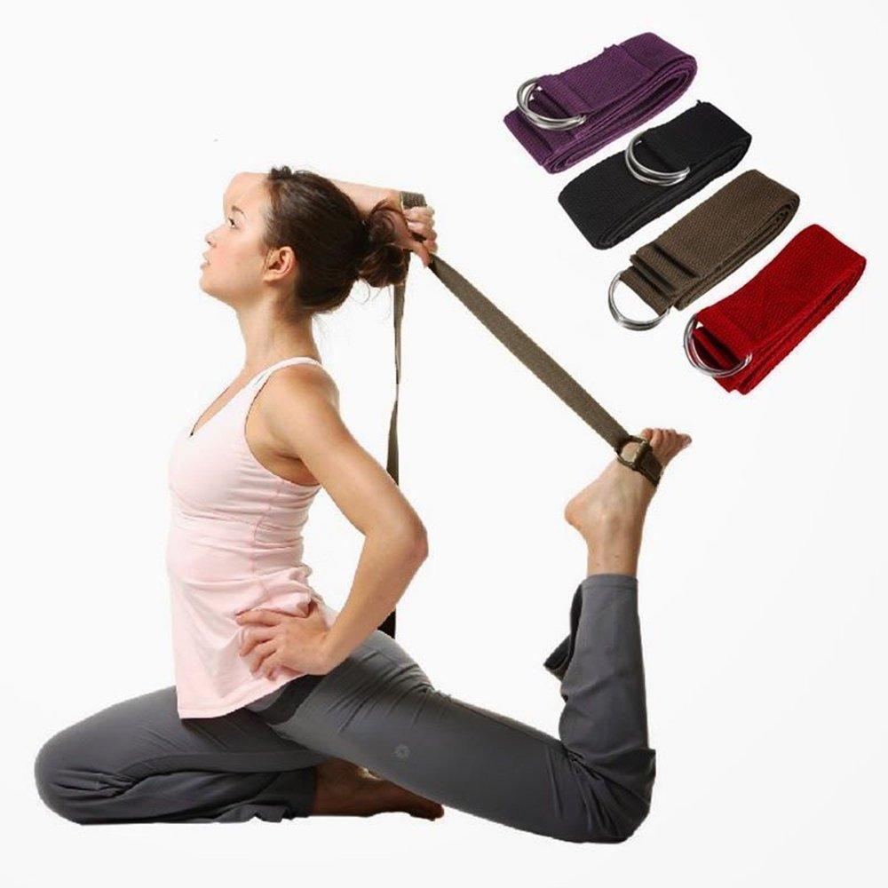 Ремень для йоги FI-3054 - ОСПОРТ - интернет магазин спортивных товаров в Львове