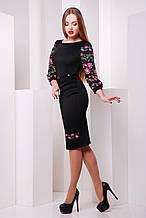 Нарядна сукня з дайвінгу з орнаментом