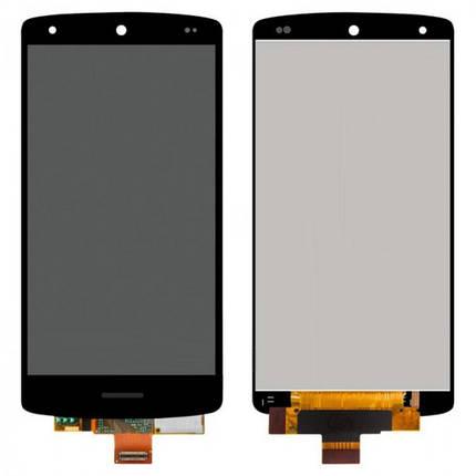 Дисплей (экран) для LG D820 Nexus 5/D821/D822 + с сенсором (тачскрином) черный, фото 2