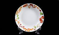 """Тарелка Суповая """"Овощи"""" 185мм"""