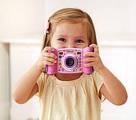 VTech Детская цифровая камера с видео записью розовый Kidizoom Camera Pix