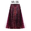 VR.26 (перламутрово-красный) Стойкая крем-краска для брюнеток Matrix Socolor beauty High Impact Brunette,90ml